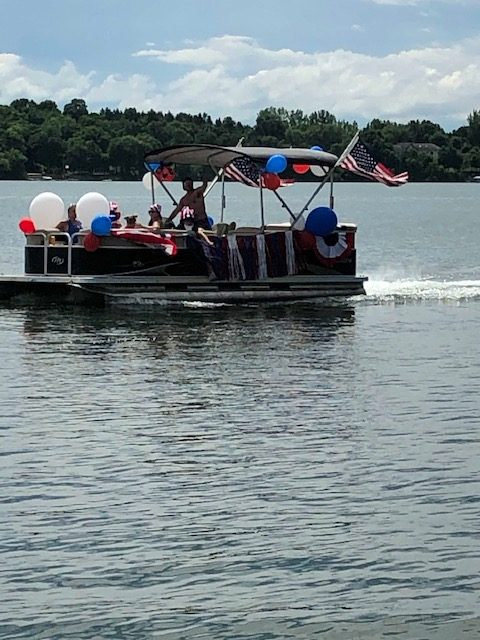 July 4th Boat Parade